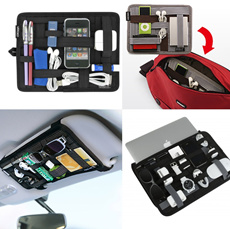 [AWARD WINNING] COCOON GRID-IT!™ Organizers CPG4  CPG7  CPG8  CPG20  CPG30 - For organizing smartphone  Samsung  Apple  Iphone accessories and other effects