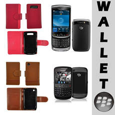 [FREE GIFT]Wallet PDA Blackberry various colors