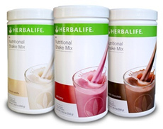DIET SHAKE MIX FORMULA 1 HERBALIFE