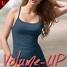 ONLY 3 DAYS 88% OFF ★Volume UP No.1★ Cami Bra Tops~Consider it your secret support system Built-in s