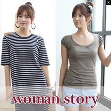 2013 New arrivals!! Tshirts /Top/Dress/womanstory Style/Korea Style