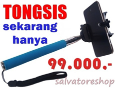 Tongsis (with holder L) for Android and Iphone!
