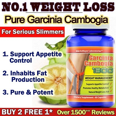 [Buy 2 Free 1*] Garcinia Cambogia 1300 HCA 60% Slimming Pills Weight Loss Made in USA