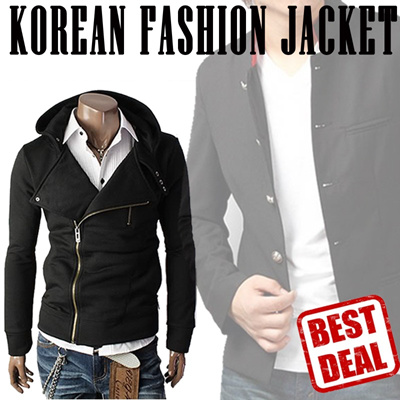 BEST DEAL HIGH_QUALITY KOREAN FASHION JACKET