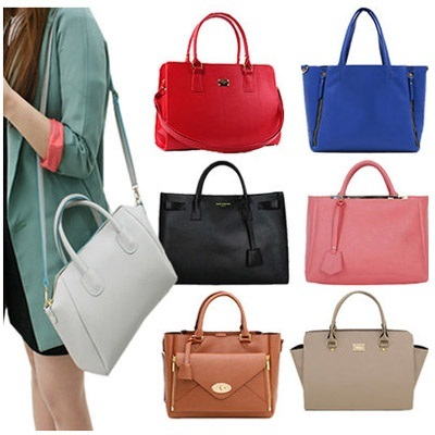 [Free shipping]C2♥♥♥Super Sale♥♥NEW♥♥Stylish CROSS BAG TOTE♥♥MD recommend♥♥handbag
