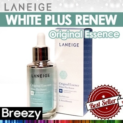[Laneige]WHITE PLUS RENEW Line/ ORIGINAL ESSENCE/foam cleanser/skin refiner/emulsion/cream/capsule sleeping pack/original cream/