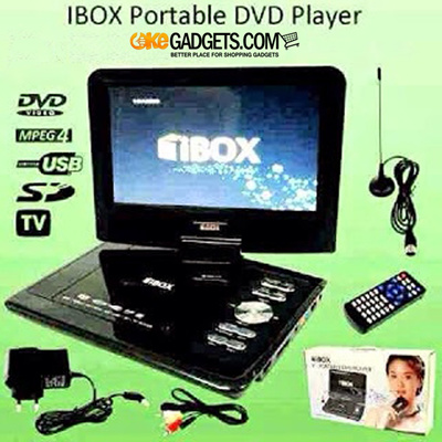 [iBox] DVD PORTABLE iBOX 7inch AND 9inch