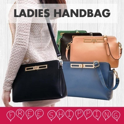 【27/8 New Updated】【Local Instocks Fast Shipping】★Faux-Leather Cross Bag★2014NEW★ Tote Bag★Fashion Simple/Modern Bag/Japan LOCKER Hand Bags/Women Shoulder Bag/Working Bags Clutch