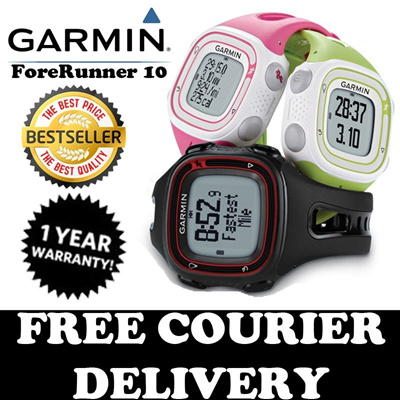[FREE DELIVERY] GARMIN FORERUNNER 10 WATCH