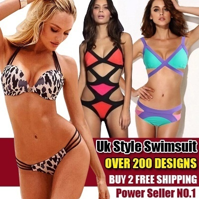 S- 7XL Fashionable Swimwear 2014 ♥ Hot Sexy bikinis ♥ Uk Style Swimsuit ♥ More Than 300 Style!