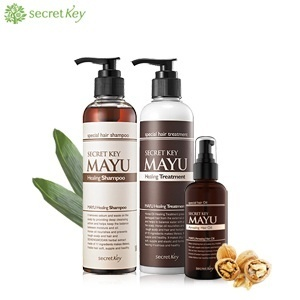 ★Hit Item!!! SecretKey MAYU(馬油) Hair Special Care  / secret key Korea