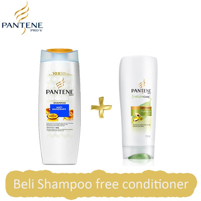 FREE CONDITIONER!! Beli SHAMPOO PANTENE [70 ML] FREE CONDITIONER [75ML]