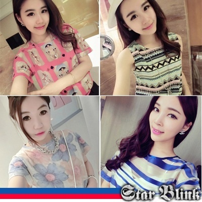 [Flat Price 14 AUG Update] Ladies Cute Tops and Tees (Free Shipping) - Blouse Skirt Bottoms Pants Jacket Dress