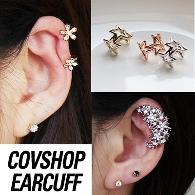 [COVSHOP] Earcuff / Fascinating Earcuffs from Korea
