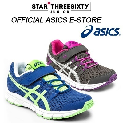 [STARTHREESIXTY JUNIOR] Official Asics E-Store Kids shoes Series.