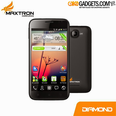 MAXTRON VENUS HP ANDROID JELLYBEAN WITH STYLISH DESIGN