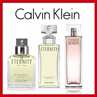 #beautysale Calvin Klein CK ETERNITY Men EDT 100ml Women EDP 100ml / ETERNITY MOMENT EDP 100ml
