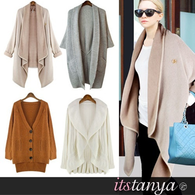 ★itstanya★2013 FALL WINTER/KNIT COAT/CARDIGAN/KOREA FASHION/MADE IN KOREA women fashion