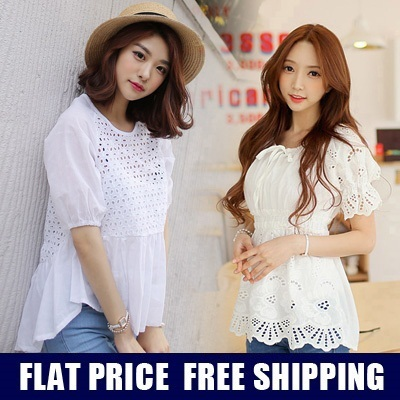 ★Get 10% OFF for Every $10 Purchase★★★[buy 1 , get 2nd 30% OFF]★★[Free Shipping] 9type Flat Price! Romantic Blouse Made in Korea [Envy Look] Oh just gotta buy it blouse Collection/ envylook