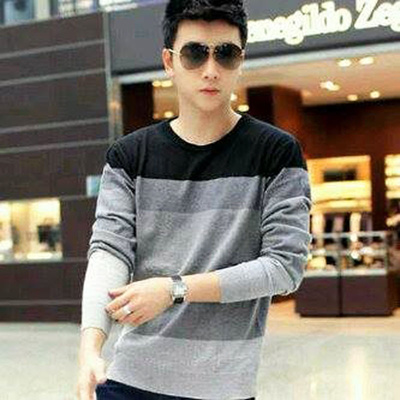 Sweater Knit for Man Casual 2014 cheapest in Indonesia