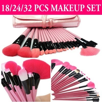 Makeup Brushes 18/24/32 pcs [SEND OUT WITHIN 3 DAYS] READY STOCK