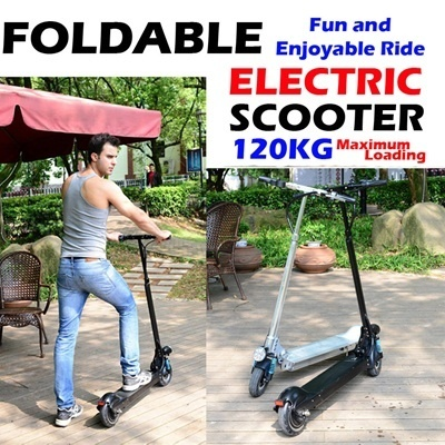 [Sheng Te]36v/350W Li battery foldable electric scooter / mini electric bike