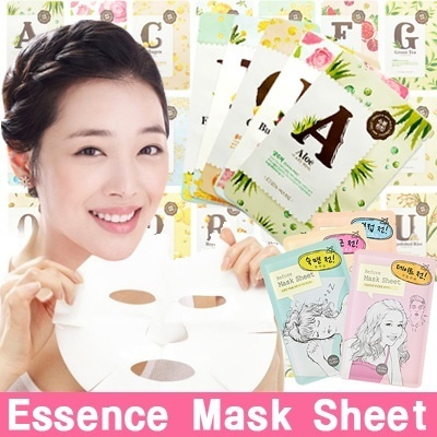 [Etude House][Holika Holika] ♣ ABC Mask sheet / Essence Mask Sheet / Before mask sheet [Skin care]