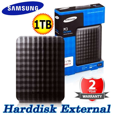 NEW SALE..!! Samsung M3 Portable External HardDisk 1 TB and 500 GB HDD USB 3.0