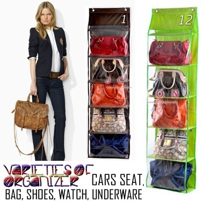 ★ [ BEST ITEM ] VARIETY OF ORGANIZER BAG ★ SHOES ★ WATCH ★ UNDERWARE ★ CAR SEAT TABLE ★