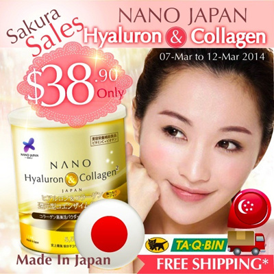[FREE DELIVERY]★RESULTS GUARANTEED★ 35 DAYS Upsize • 5500mg Upgraded COLLAGEN peptide ♥ Made In Japan