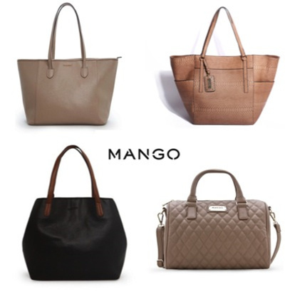 Mango Touch Bags Singapore Authentic Mango Touch Tote Bag