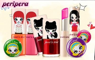ペリぺラリップティント8タイプ★Peris Tint Marker /Water /Milk /Crayon /Balm /Jelly /Gloss /Glow Stick - Lip Balm/Lip Gloss