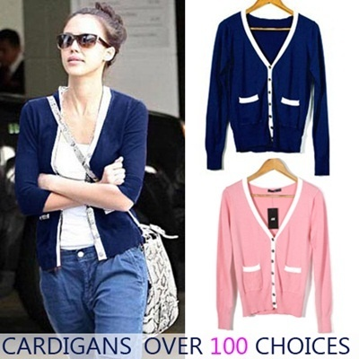 Super deal for first 150pcs from $5.90 CARDIGANS SWEATERS KNITWEAR BLAZER JACKET
