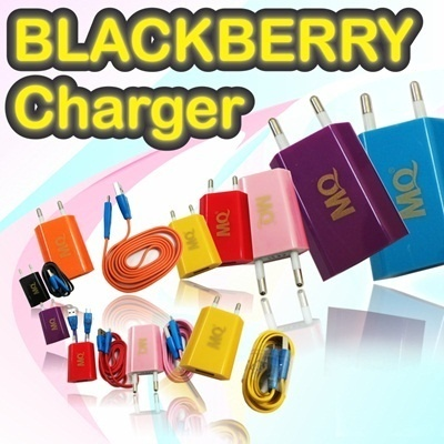 [SLIMEST AND COLORFUL] CHARGER FOR BLACKBERRY
