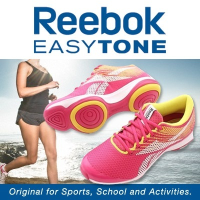 【Reebok】 Free shipping!Easy Tone at wholesale price/Men's  women's sport shoes/ 100% authentic running shoes/casual and comfortable shoes/ school or activities