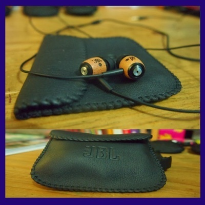 JBL EARPHONE M33O WOOD ORIGINAL