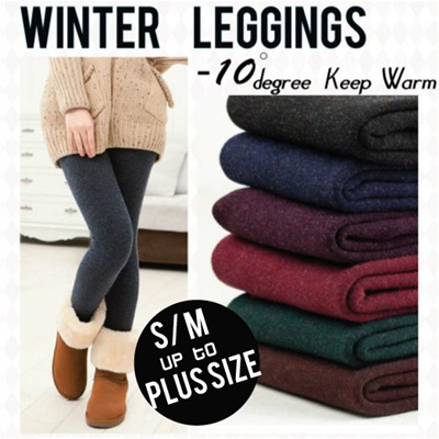 Women/Men Winter Leggings/ Plus size Thermal wear/winter inner wear/-10 degree keep warm/ inner wear/Women pants/Mens pants/Women leggings Very hot!/Korean style