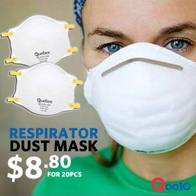 N95 Particulate Respirator (Dust Mask) $8.80 - PSI READING as of 3PM: 172