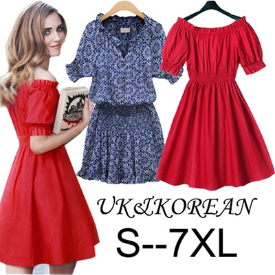 S-6XL 2014 Fashion UK Korean Style Super Plus Size Dresses Tops Shirts Blouses Pant