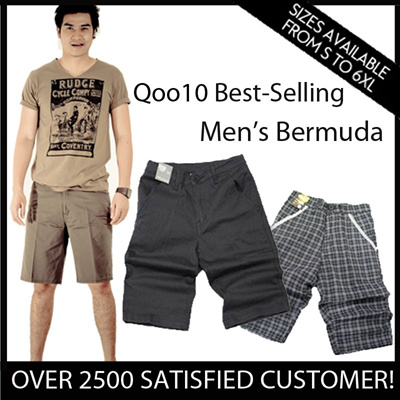 On Sale!!! NEW ARRIVAL!! Mens Casual Bermudas*Trendy Style Fitting Shorts*Pants/Jeans