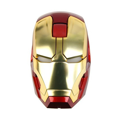 [VINS SHOP]IRON MAN MOUSE / IRONMAN3 / IRONMAN / Optical Mouse / Wireless Mouse / LIMITED EDITION