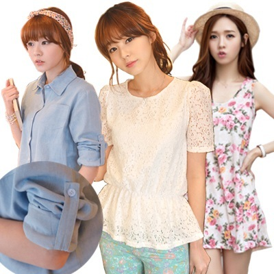 ♥S$9.90~ High Quality Korean Casual T shirt Formal Luxury Premium Dress Leggings Pants Jean Stockings Skirts Tops Blouse Blazers Cardigans Lady Clothing UK Europe Fashion Style