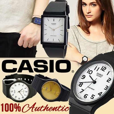 100% Authentic CASIO Unisex Watch MQ24/MQ27/MQ38 1 Year warranty