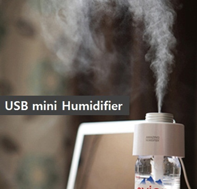 Amazing Humidifier / USB mini Humidifier / For your health / Ultrasonic method