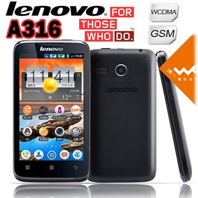 [A Series]Lenovo A316|Dual SIM|New items Lenovo