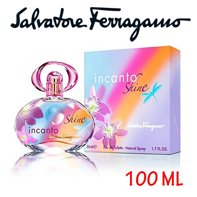 Salvatore Perfume SF INCANTO Shine for women EDT spary 100 ml