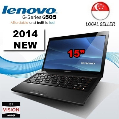 [LENOVO]2014 NEW 15inch LED /DUAL Core Laptop Computer - [Powerful N BUDGET] - Local 12months WARRANTY