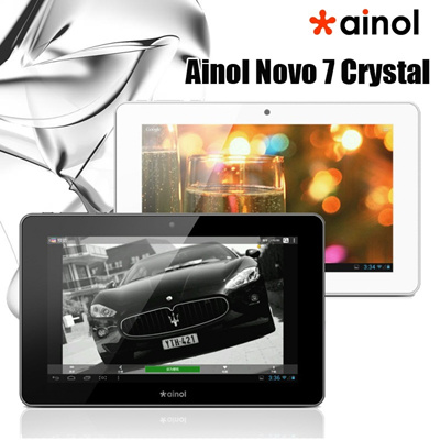 ★ Ainol Novo 7 Crystal 8G Dual Core 1.5 GHz 7 Inch IPS SCreen Android 4.1 Jelly Bean ★