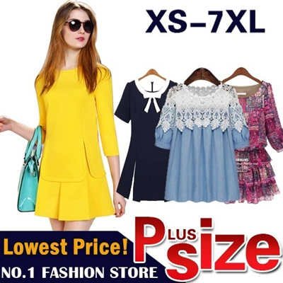 【GSS June New Arrivals】Korean UK Style Plus Size Dress Office Dress Dinner Dress Work Dress Luxury Dress Premium Dress Basic dress Basic Blouse Basic Top Plus Size Women Fashion
