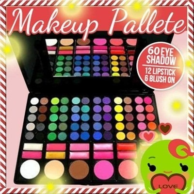 Makeup Pallete 78 colour